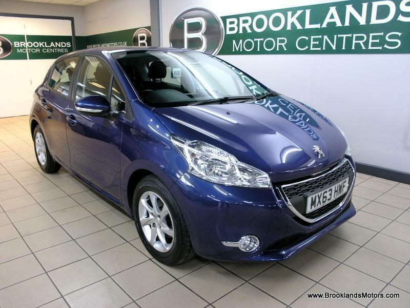 Peugeot 208 1.2 VTI 82 ACTIVE [2X PEUGEOT SERVICES, DAB RADIO, 20 ROAD TAX and L