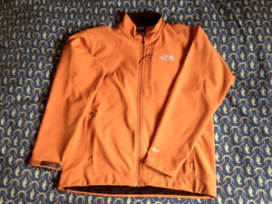 Noth Face Softshell and Fleece