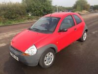 Ford ka selling for spares or repairs. Car drives great just needs mot