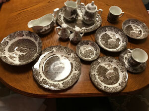 14 Place Settings plus Accessories