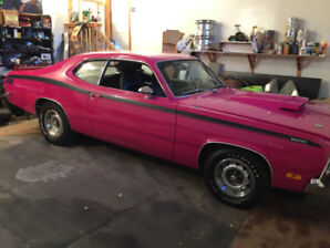 1970 340 plymouth duster