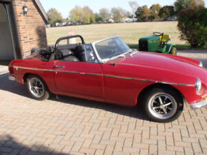 1971 MGB For Sale