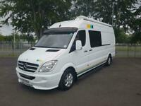 Mercedes-Benz SPRINTER 313 CDI motorhome PRICE REDUCED large boot