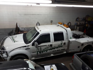 ford f-450 TOWING