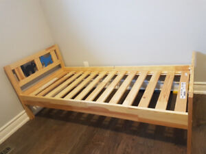 IKEA Kritter bed frame with slats