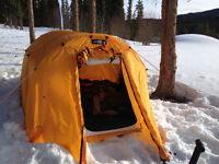 Alaska Tent & Tarp Modified Pipeline Tent for sale