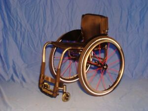 Wheelchair - Hi Lite Titanium - Model #69