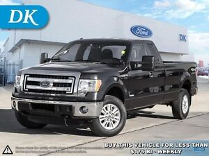 2014 Ford F-150 S/C, XLT, Ecoboost w/Max Tow and HD Payload Pkg