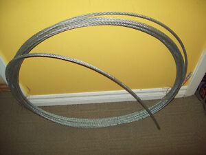 50' wire rope