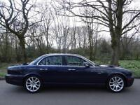 2007 57 Jaguar XJ Series 2.7TD (204 bhp) Auto XJ Sovereign.HIGH SPEC.STUNNING!!
