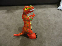 Fisher Price Dinosaur  Makes sounds and moves