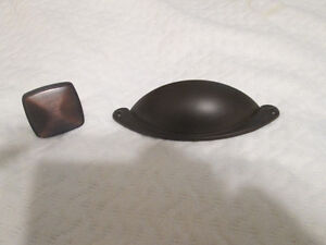 Kitchen knobs and drawer pulls- brand new in packages