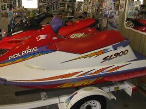 Sea Doo's  2 of them...With Tailer and accessories.!
