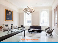 Co-Working * Stratford Place - W1C * Shared Offices WorkSpace - West End - Central London