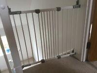 BabyDan Flexi Fit Metal Stair Gate