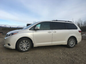 2017 Toyota Sienna All Wheel Drive