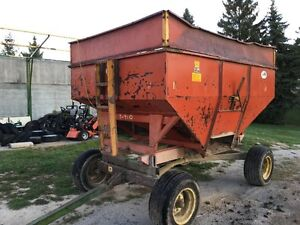 2 Gravity Wagons - Martin - Extensions - Good Condition