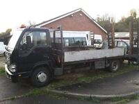 Isuzu NQR 70 Heavy Plant DIESEL MANUAL 2007/57