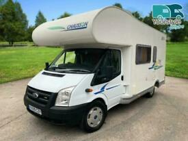 Chausson Flash S3 Compact 6 Berth Family Motorhome