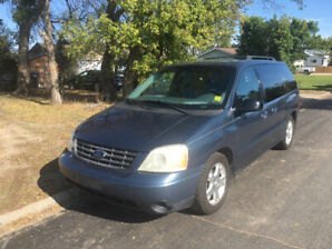 2006 Ford Freestar Sport Full Load with Leather