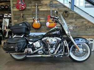 2005 Harley-Davidson Heritage Softail Classic