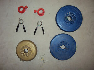 Miscellaneous Free Weight Accessories