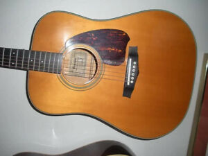 Ibanez acoustic guitar (M300AM)