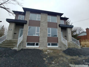 Complete house 3 Br 2 level New Construction St-Hubert Montreal