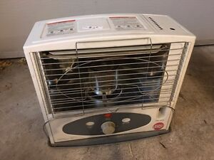 Kerosene space heater 10,000 BTU