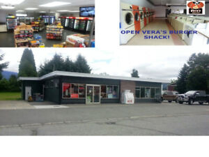 KITIMAT LOCATION APPROVED BY WELL KNOWN BURGER FRANCHISE
