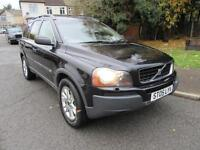 2005 VOLVO XC90 2.4 GEARTRONIC D5 SE AUTOMATIC DIESEL 7 SEATS