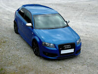 Audi S3 2.0T FSI 2007 quattro SPRINT BLUE+OPTIC PACK PX SWAP FINANCE AVAILABLE