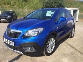SOLD Vauxhall/Opel Mokka 1.4i 16v Turbo ( 140ps ) ( s/s ) 2015 SE 15,000 miles