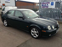 Jaguar S-TYPE 3.0 V6 Sport BRITISH RACING GREEN