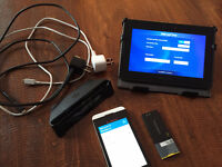 Blackberry Z10 and Playbook
