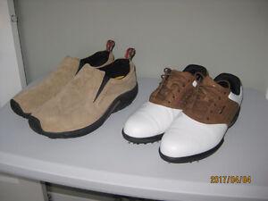 À vendre souliers de golf