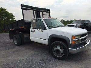 2002 Chevrolet C/K Pickup 3500 dump truck Other