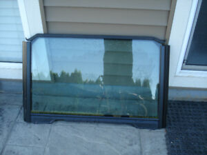 Polaris RZR full glass windshield,RZR 900 and 1000 S