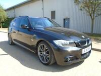 2011 (11) BMW 318 2.0 TOURING PETROL MANUAL SPORT PLUS FULL HISTORY
