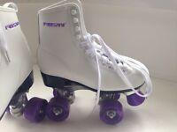 Free sport quad skates size 3