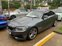 2014 BMW 2 Series 2.0 220d M Sport (s/s) 2dr