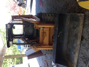 Skid Steer - Case 1840
