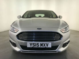 2015 FORD MONDEO ZETEC ECONETIC TDCI DIESEL SAT NAV 1 OWNER FORD SERVICE HISTORY