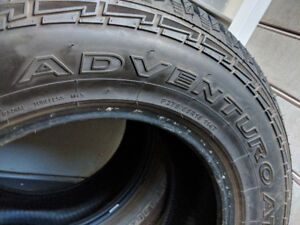 GT Radial - Adventuro AT Tire (P275/65/R18 114T) x2