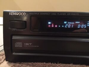 Kenwood DP-R3070 5 Disc CD Player