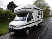 **Deposit Taken**Autosleeper Ravenna 1999 4 Berth Rear L Shaped Lounge Motorhome