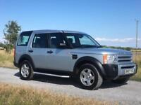 07 Land Rover Discovery 3 2.7TD V6 S Manual, 7 Seats, FSH, DEPOSIT NOW TAKEN