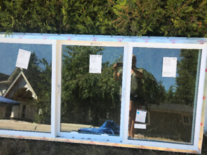 Assorted windows  for sale. Both brand new and slightly used.
