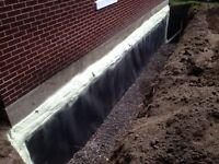 WET BASEMENT & FOUNDATION REPAIR | EMERGENCY SERVICE AVAILABLE
