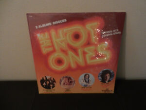 Vinyl Records/LPs K-Tel The Hot Ones Brand New Sealed
